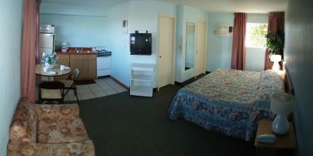 Desert Rose Motel - Room